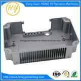 標準外機械化の部分、CNCの精密部品、回転部分、CNCの部品