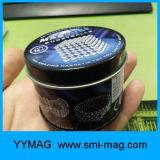 5mm cubo del cubo del magnete della sfera del magnete della sfera dei 216 magneti di PCS neo