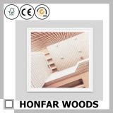 cadre de tableau normal en bois solide de 30X40cm avec le support