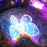 Decorativa Light Flower LED para Street