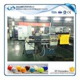 Máquina de composición plástica de Masterbatch del llenador del color del PE de los PP