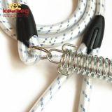 Guinzaglio della corda di addestramento del cane di alta qualità con la molla del buffer/il nylon (KC0111)
