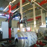 Apparatuur van het Lassen van de Naad van de cilinder de Longitudinale en Perifere