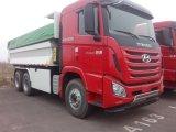 Hyundai 6X4 팁 주는 사람 트럭 또는 덤프 트럭