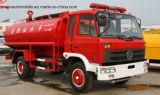 15000 litros 6 caminhão do encarregado da água do incêndio das rodas 15 da água toneladas de veículo de tanque