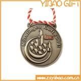 Изготовленный на заказ медаль сплава 3D цинка медальона медное (YB-HD-31)