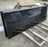 Цена по прейскуранту завода-изготовителя Countertop Китая совершенно черная, черный Countertop гранита