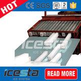 Macchina di alluminio del ghiaccio in pani del piatto con il sistema di raffreddamento dell'aria