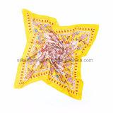 Le grand dos conçoivent l'écharpe en fonction du client de Madame Digital Print Fashionable Silk