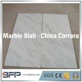 Строительные материалы Countertop верхней части & кухни тщеты Китая Carrara белые мраморный естественные каменные