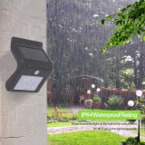 LED Intelligent Solar Body Infrared Sensor Lâmpada Waterproof Night Light