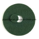 OEM 녹색 돌 및 구체적인 닦는 지면 패드