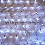 dos artigos profissionais do jardim de 2.4*1.2m decoração clara líquida do Natal do diodo emissor de luz
