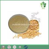 健康食品非GMOの有機性大豆のエキスの大豆のイソフラボン20% 40% 60% 90%