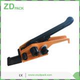 둥근 포장 (JPQ19R)를 위한 13-19mm 코드 결박 합성 결박 또는 직물 결박을%s 둥근 코 장력기