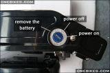 バイクのための36V 10ahのカエルのリチウム李ポリマー電池