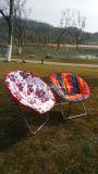Metal al aire libre de camping playa de pesca silla de luna
