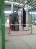 Línea de capa electrostática vendedora caliente del polvo