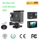 Mini-HD 4k Vorgangs-Kamera für Marinesport