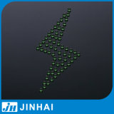 (t) branelli di vetro trasparenti della fabbrica di 9mm per lo spruzzatore