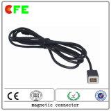 Câble d'alimentation magnétique 6pin Connetcor pour appareil photo de poche