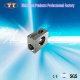 Fraisage CNC et ennuyeux de pièces métalliques de précision Roue en acier inoxydable