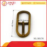 Accessoires pour sacs et vêtement de boucles de ceinture en laiton et moulage sous pression et en alliage de zinc