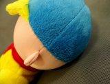 Les enfants garçon poupée jouet en peluche