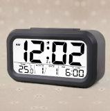 Slimme Lichte LCD Electriconic van de Nacht Wekker