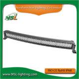 Guide optique incurvé DEL 180W tous terrains barre d'éclairage LED de CREE de 20 pouces