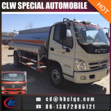 Guter Verkäufe Foton 8m3 6mt Öltanker-LKW-Brennstoffaufnahme-LKW