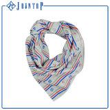 カスタムデジタル印刷の100%年の綿のPashminaのショールのスカーフ