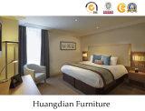 木の別荘のホテルの寝室の家具はセットする現代デザイン(HD863)を