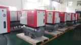 compressor de ar variável movido a correia do parafuso da freqüência 7bar~13bar