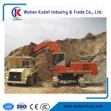 escavatore 75t con la pala frontale 4.5m3 per estrazione mineraria
