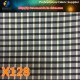 Großhandels-Polyester gesponnenes bunter Check-Auswahlgewebe für Kleid (X127-129)