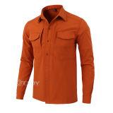 رجال شتاء [سكرك-سكين] صوف حراريّة مسيكة صامد للريح قميص داخليّ