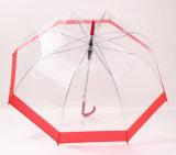 분홍색 색깔 큰 크기 Foldable 우산