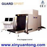 Большие багаж тоннеля и блок развертки рентгеновского снимка груза с высокой точностью