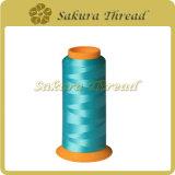 Пряжа закрученная полиэфиром 100% для ткани/одежды/шлемов/мешка