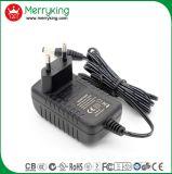 O tipo de Merryking Parede-Monta o adaptador da potência do plugue AC/DC da UE do adaptador de 12V 1A
