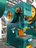 Máquina da imprensa de potência J21 para o metal que carimba dando forma ao desenho profundo