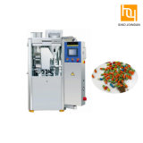 Máquina de enchimento da cápsula do enchimento da cápsula das ervas