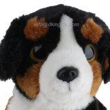 아이를 위한 귀여운 견면 벨벳 강아지 자국 장난감