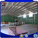 L'azienda agricola d'acciaio prefabbricata della struttura d'acciaio delle costruzioni si è liberata di per la Camera di pollo