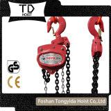 Het Blok van de Keten van de Krachtbron van de Ketting van de hand De Prijs van het Blok van de Ketting van Toyo van 3 Ton