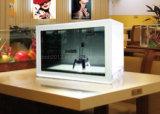 """機械を広告する32 """"透過LCD"""