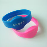 Браслет контроля допуска RFID резиновый для архива