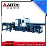 Découpage à grande vitesse et machine taillante Cnp-450 de pipe de Wenzhou Aotai OR