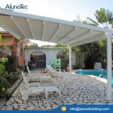Pergolas escamotables architecturaux